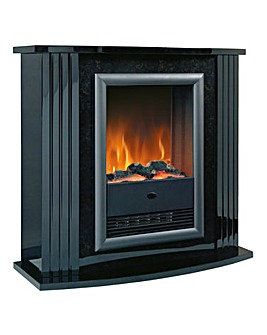 Dimplex Mozart Gloss Black Fire Suite