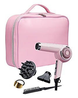 Remington Pink Lady Hair Dryer Gift Set