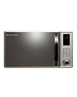 Russell Hobbs 23Litre Silver Microwave
