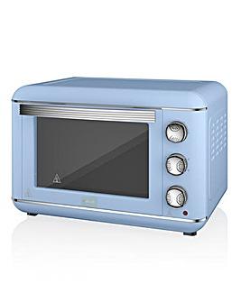 Swan SF37010BLN 23L Retro Blue Mini Oven