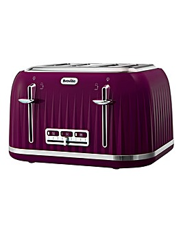 Breville Impressions Plum Toaster