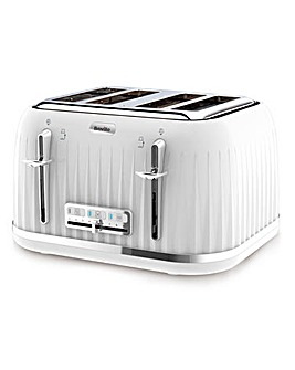 Breville Impressions White Toaster
