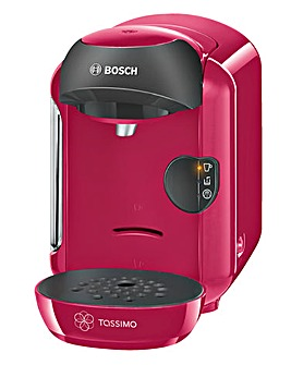Bosch Tassimo Vivy Pink Coffee Machine