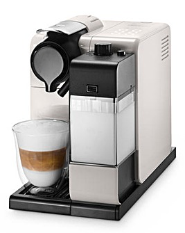 Delonghi Lattissima White Coffee Machine