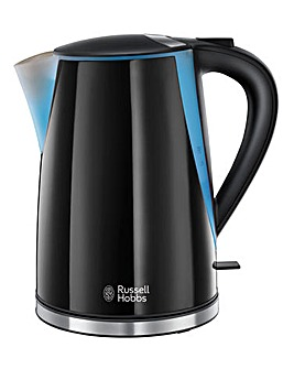 Russell Hobbs 21400 Mode Illuminating Black Kettle
