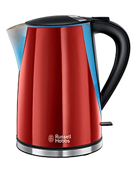 Russell Hobbs 21401 Mode Illuminating Red Kettle