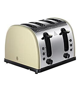 Russell Hobbs Legacy 4 Slice Cream Toast