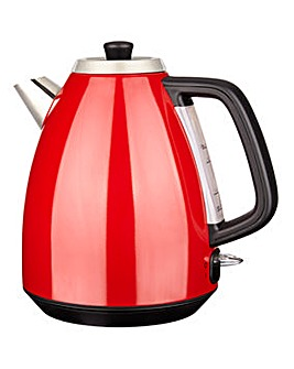 1.7Litre Rapid Boil Red Kettle