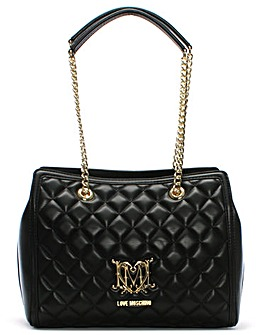Love Moschino Setter Quilted Day Bag