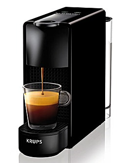 Nespresso XN110840 Essenza Mini Black Capsule Coffee Machine