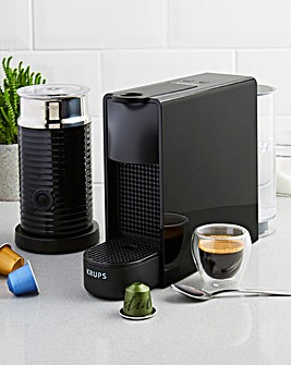 Nespresso Essenza Black Coffee Machine