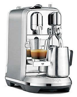 Nespresso The Creatista Coffee Machine
