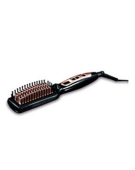 Carmen LED Digital Straightening Brush