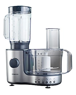 Kenwood 600W Chrome Food Processor