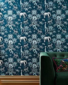 Joe Browns Remarkable Animal Print Wallpaper