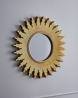 Joe Browns Exclusive Sunburst Mirror