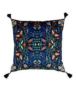 Kaleidoscopic Cushion