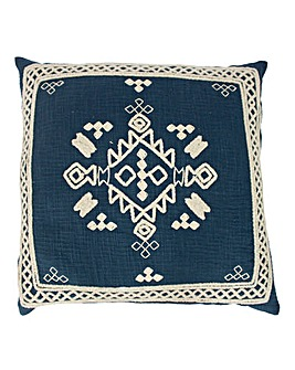 Tahoe Embroidered Cushion