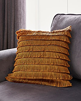 Flicker Tassel Cushion