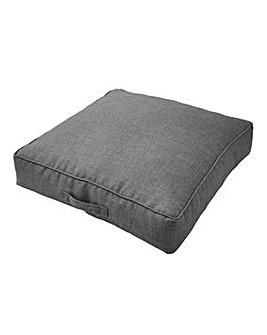 Linen Square Beanbag
