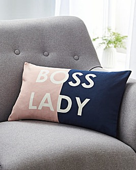 Boss Lady Cushion