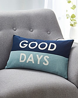 Good Days Cushion