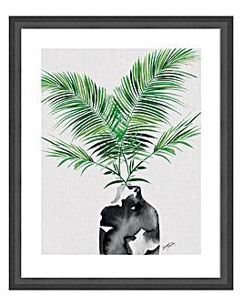 Majestic Palm Plant Wall Art