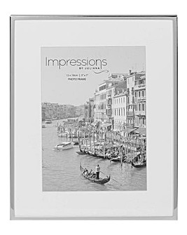 Silver Plated Photo Frame 5 x 7