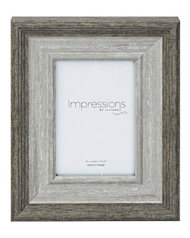 Wood Effect Photo Frame 4 x 6