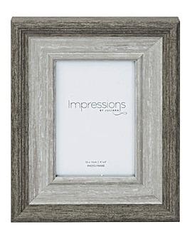 Wood Effect Photo Frame 4 x 6