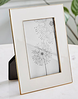 Glossy 4 x 6 Photo Frame