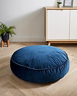 Opulence Round Floor Cushion