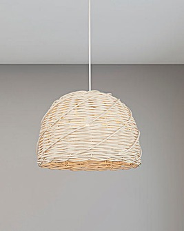 Austen Wicker Easy Fit Pendant