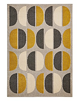 Idaho Circles Rug Large