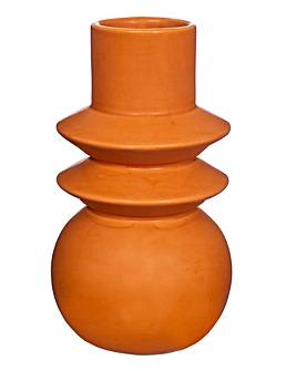 Angled Totem Vase