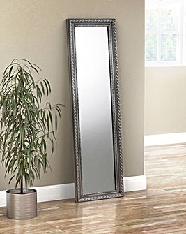 Hispi Dress Mirror Pewter
