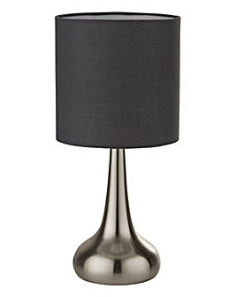 Chrome Touch Table Lamp