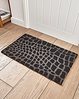 Animal Coir Door Mat