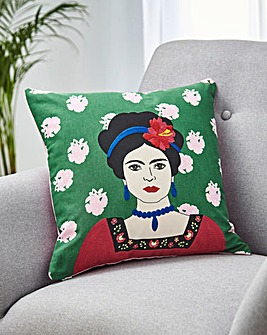 Carmen Crewel Work Cushion