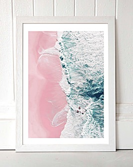 Sea of Love Framed Wall Art