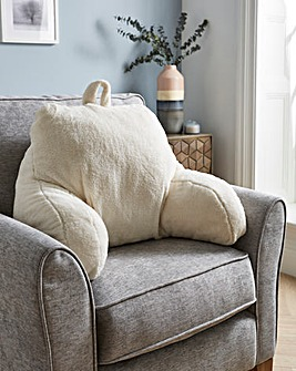 Cuddle Fleece Back Cushion