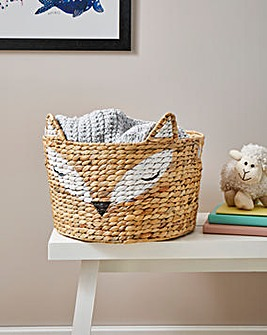 Fox Storage Basket