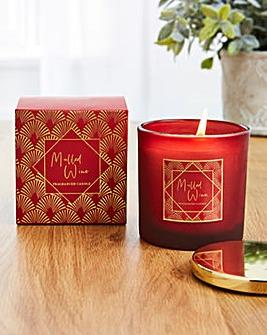 Mulled Wine Medium Candle