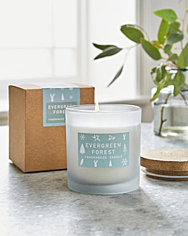 Evergreen Forest Medium Candle