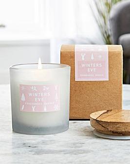 Winter's Eve Medium Candle