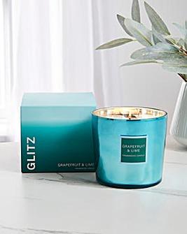 Glitz Large Candle