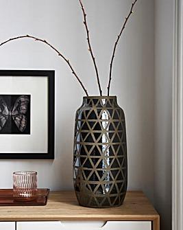 Zengo Large Earthernware Vase