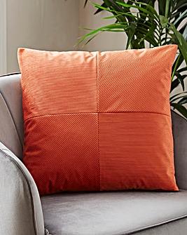 Velvet Cord Cushion