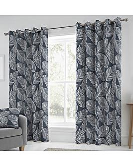 Fushion Matteo Eyelet Curtains
