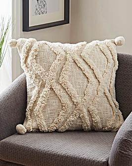 Diamond Tufted Cushion
